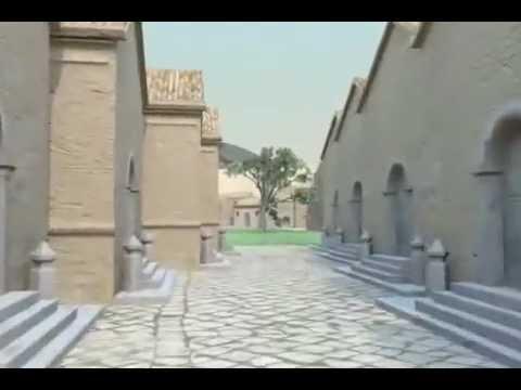 Castello di Lucera - Autodesk Maya show reel