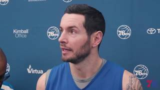 JJ Redick says he thinks LeBron James is the 'greatest player to ever play' in the NBA | ESPN