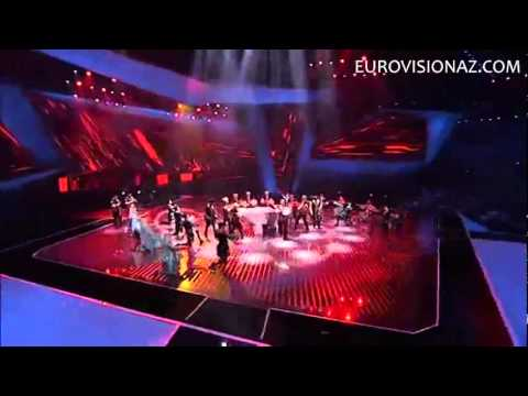 HD Perfect performance Eurovision 2012 Azerbaijan Baku, Natig rhythm group