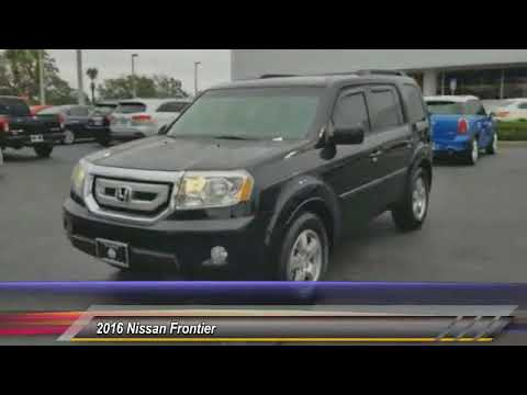 2016 Nissan Frontier DeLand Nissan P9219