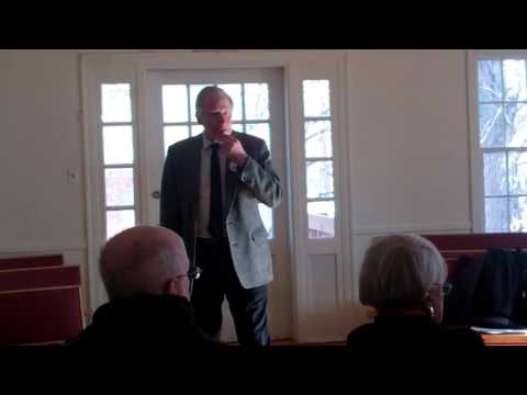 T R  Reid Speaks About ColoradoCare at Mountain View Friends Meeting House, 1 17 16
