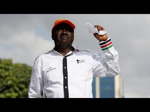 Kenya's ex-PM accepts to lead opposition coalition into August polls