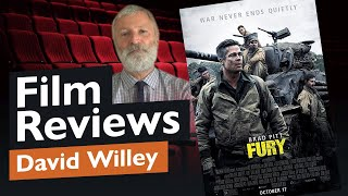 Curator at Home | Fury Review | The Tank Museum