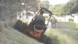 Kut Kwick, Corporation: Heavy Duty Commercial Slope Mower, The SuperSlopeMaster