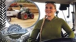 Erster Tag auf der Baustelle: Hedi testet ihren neuen Großtraktor | Trecker Babes | kabel eins