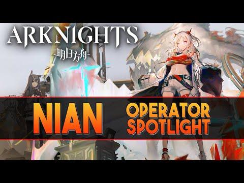"【明日方舟/Arknights】""Nian"" Review +"
