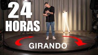 GIRANDO POR 24 HORAS