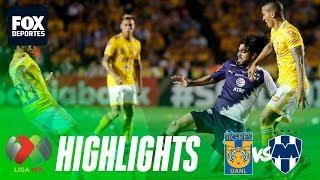 Rayados 1-0 Tigres | HIGHLIGHTS | Semifinal Ida | Liga MX