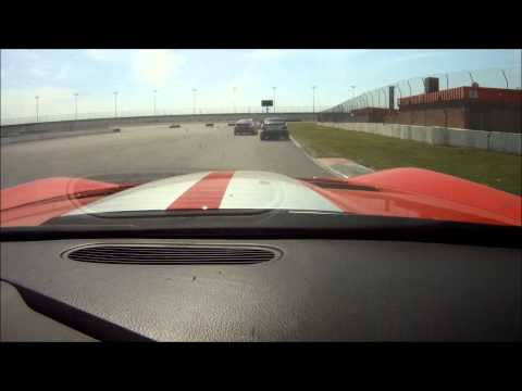 California Auto Club Speedway, Red group 5/4/13