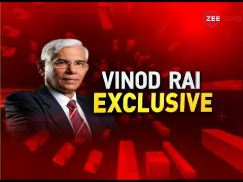 Former CAG Vinod Rai talks about healthy tension between RBI, Finance Ministry & BBB