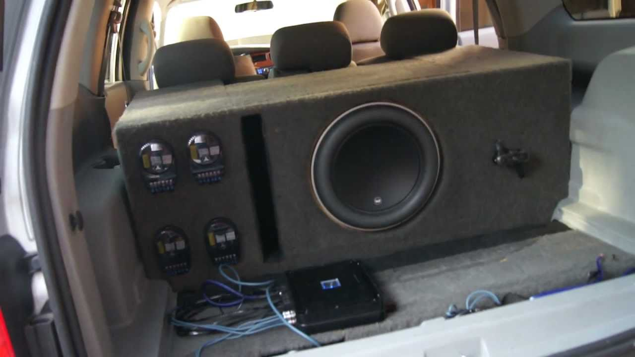 Best Car Audio Setup Without Sub