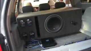 JL Audio 13w7 JL C5