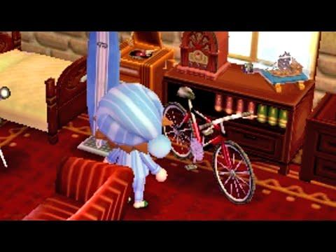 Cyclist RAGE! - Animal Crossing: New Leaf | Dream Diary