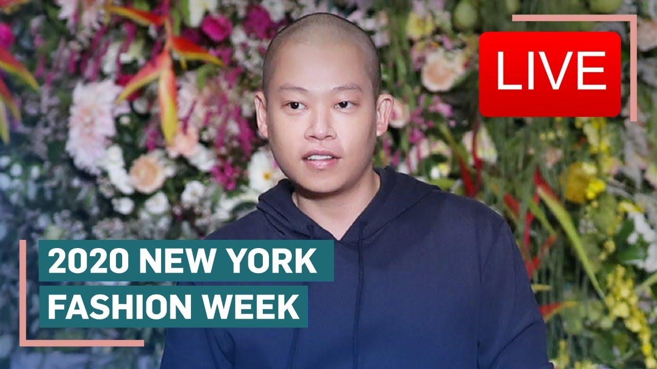 Jason Wu Spring 2021 Runway Show| NYFW | E! Red Carpet & Award Shows