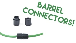 A Closer Look At POP Barrel Breakaway Connectors!
