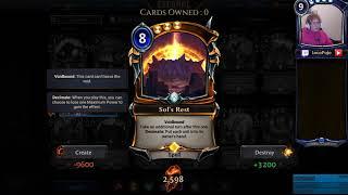 Flame of Xulta Card Breakdowns - Legendaries