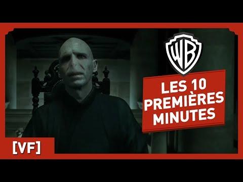 Harry Potter et les reliques de la mort - Partie 1 - Les 10 premières minutes du film !