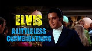 Elvis Presley :: A Little Less Conversation (Original Movie Scene, 1968)