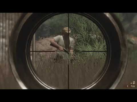 Featuring: Far Cry 2 Dart Rifle |