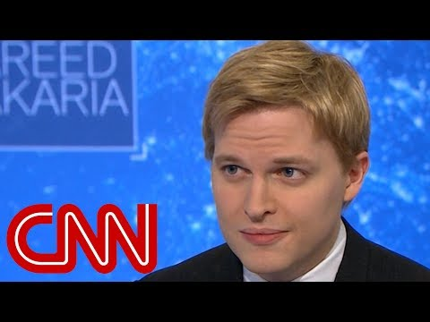 Ronan Farrow: State Department is being decimated