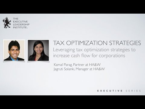 Tax Optimization Strategies