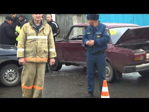 ДТП в Лабинске, 21.11.2011, ул. Халтурина