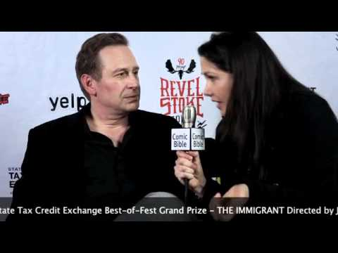 Scott Thompson of Kids in the Hall interview by Comic Bible at LA ...