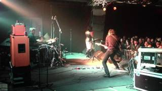 Lydia Lunch Big Sexy Noise - Your Love Wont Pay my Rent - Maxéville - September 13, 2013