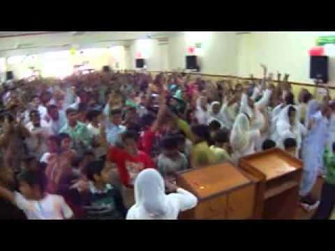 Sache Rub Di Bandagi (live Praise & Worship by Gopal Masih)