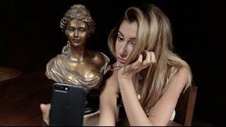 Tüm İncelikleriyle Selfie Sanatı: Şeyma Subaşı