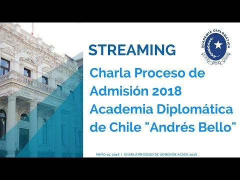 Charla Proceso de Admisión Acade 2018