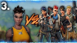 HOW TO WIN 1 vs 4..!! | Fortnite Battle Royale Daily Moments Ep.3 (Fortnite Funny and Best Moments)