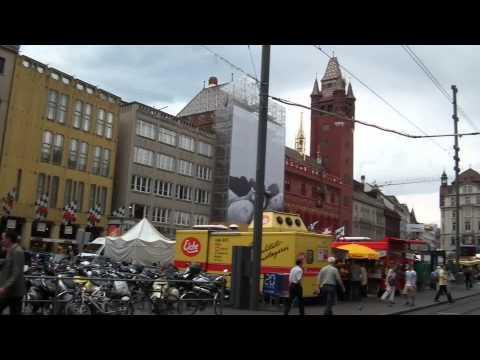 Marktplatz, Basel, Switzerland