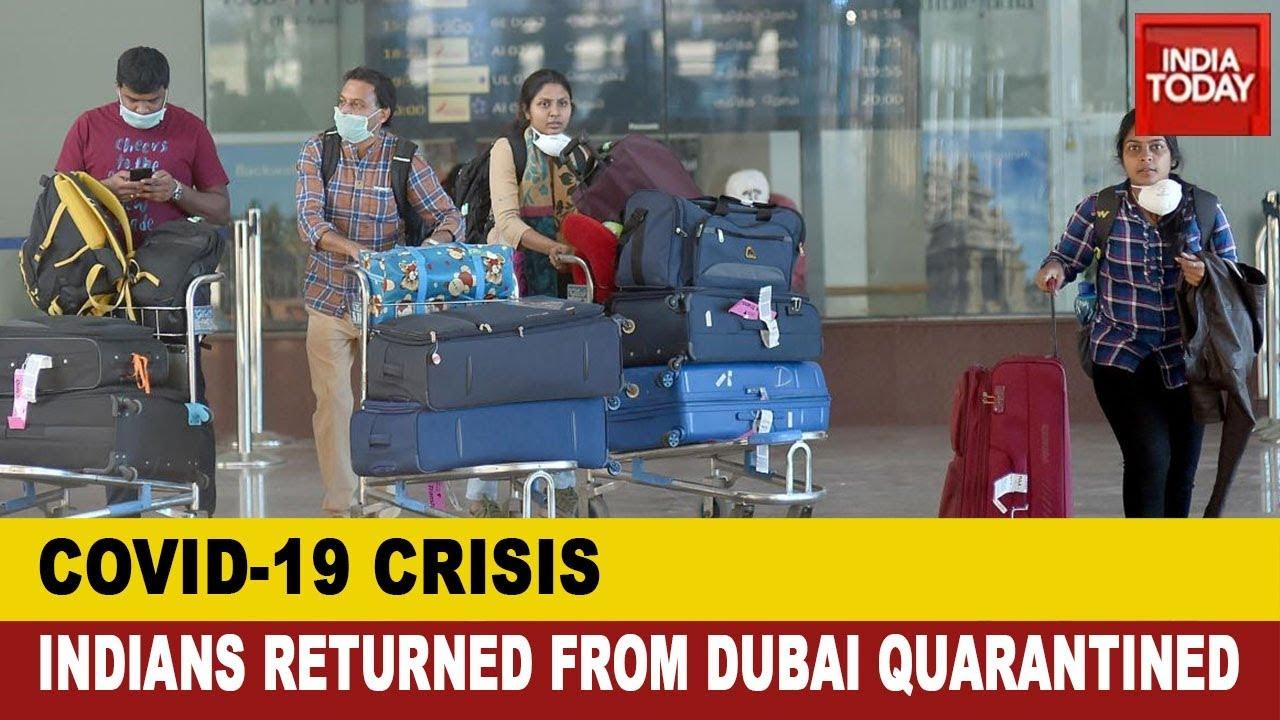 Coronavirus Crisis: 114 Indians Returned From Dubai ...