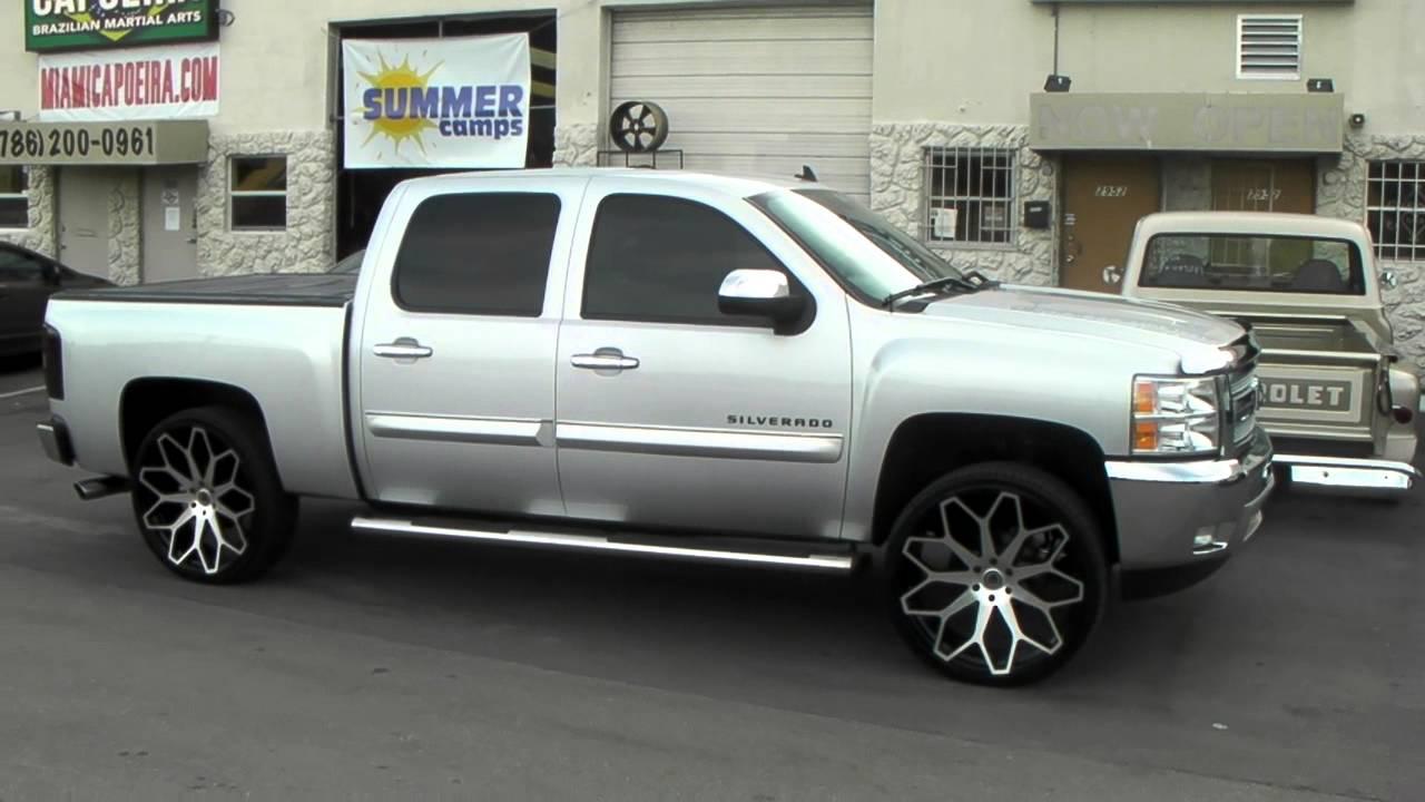 "2015 Silverado Texas Edition >> 877-544-8473 26"" Inch Borghin B28 Concave Truck Rims Chevy Silverado Wheels Free Shipping - YouTube"