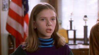 Scarlett Johansson Home Alone 3 (1997) Clip 4