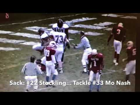 Elizabeth High School 1997 Football Season State Championship Game Vs Plainfield, in Plainfield, NJ
