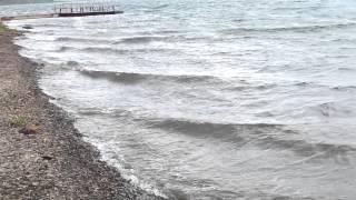 Шира, Хакасия. Волны на Шира, как на море!(Шира, Хакасия. Волны на Шире в ветреную погоду прямо как на море! Шум прибоя тоже напоминает настоящее море,..., 2015-04-24T15:14:07.000Z)