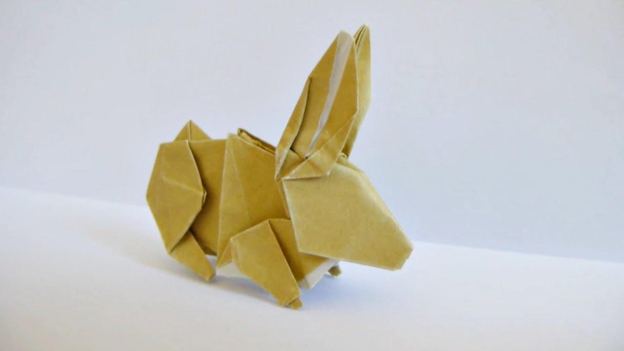 立体 折り紙 動物