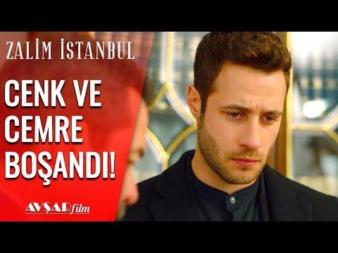 Cemre ve Cenk Boşanıyor!👀 Cemre Beni Sevmiyor - Zalim İstanbul 31. Bölüm