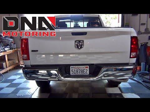 DNA Motoring 09-17 Dodge Ram Tail Lights Installation