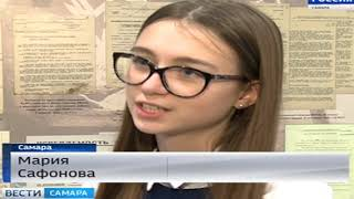 """Смотреть видео В Самаре открылась выставка """"Наши герои"""" онлайн"""