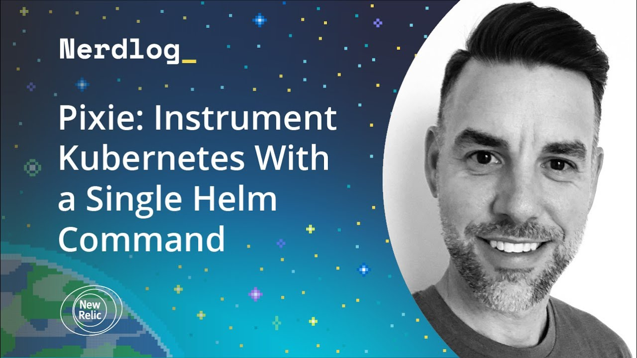 Pixie: Instrument Kubernetes With a Single Helm Command
