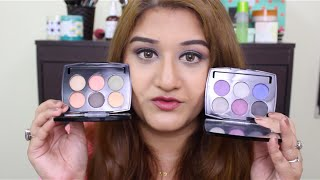Lakme Absolute Illuminating Eyeshadow Palette Review India