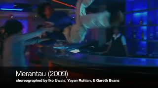 Merantu Fight Scene | Iko Uwais #fight 2018