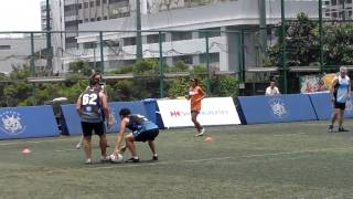 HK Corporate Touch 2013 TEC Blue Dragons vs RR Donnelly (Full Game)