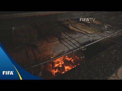 Amazon Fish Highlights Brazilian Food Fest