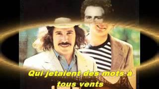 Richard Anthony - La voix du silence (The sound of silence)