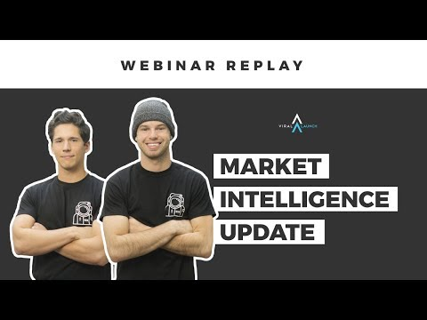 Market Intelligence Redesign and New FBA Cost Calculator: Viral Launch Webinar