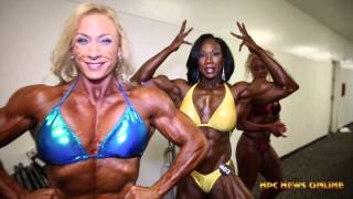 2015 IFBB North American Championships Women's Bodybuilding Backstage Video(2015 IFBB North American Championships Women's Bodybuilding Backstage Video http://npcnewsonline.com/, 2015-12-19T14:20:44.000Z)